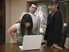 Best Japanese model Minami Aoyama, Urara Haru, Sara Ogawa in Exotic Antique JAV clamp