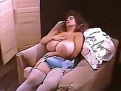 Epic inexperienced Big Tits, Vintage sex scene