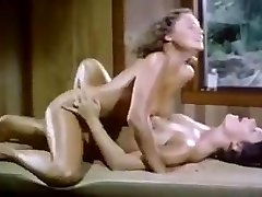 1979 classic porno oiled lesbians pussy munching in sauna
