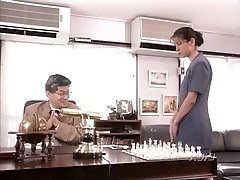 Horny Japanese whore Ai Mizuno in Best Vintage, Secretary JAV video