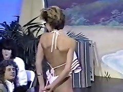 3 retro topless bikini contests