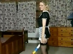 Anja the beautiful maid
