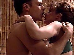 Rocco bangs this broad's anus
