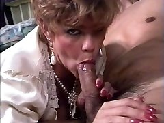 I'm So Horny - Short Hair Classic Cougar JOI