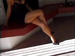classic brunette fucked facial