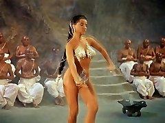 SNAKE DANCE - antique erotic dance tease (no bareness)