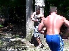 Titian Huge muscle