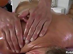Massage For Blondie
