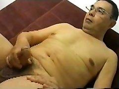 Japanese old man 107
