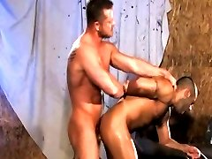 smooth muscle fucking hairy muscle