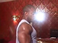 Rodney St. Cloud Jerks Off In His Hotel Room