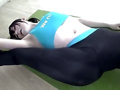 Wii Fit Trainer Yoga chinese cosplay damsel