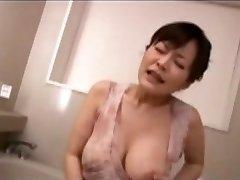Young Boy Fucks Japanese Mature Mom 2