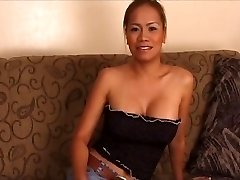 Amazing adult movie star Mika Kani in hottest blonde, japanese adult scene