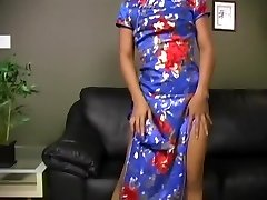 Horny adult movie star Lyla Lei in best small tits, asian adult vid