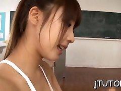 store titted læreren får henne hirsute fitte knullet hardt