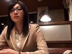 Impressive Chinese model Tamaki Kadogawa in Exotic JAV scene