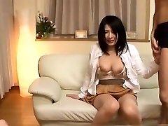Enticing Japanese Babe Fucking