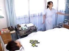 اليابانية ممرضة مساعدة