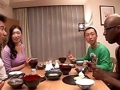 Extraordinaire Japanese girl Reiko Kobayakawa in Best big dick, big tits JAV clip