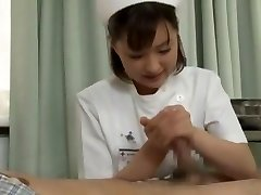 Hottest Japanese chick Yukiko Suo in Crazy Handjobs JAV sequence