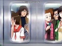 RED GIRLS: CHIKAN SHIHAI � EPISODE 1(Support My Patreon)