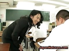 Natsumi kitahara ass licking some guy part3