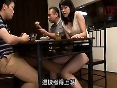 Hairy Japanese Snatches Get A Hardcore Banging