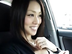 Exotic Asian model Ann Yabuki in Hottest Lingerie, Huge Tits JAV clip