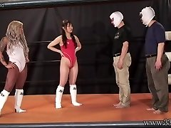 Japanese Female Domination Camel Clutch Obedience and Ponyboy