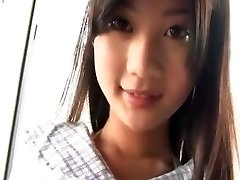 adorable japanese girl ...