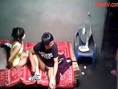 Skolen College Fest Kinesisk Sex