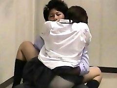 School Campus Upstairs Hidden Cam Sex Couples