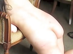 Lashing & Whipping an Amateur Japanese M