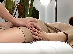 Asian Hardcore Ass Fucking massage and penetration