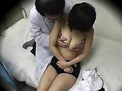 Doctor Boning Schoolgirls In The Office