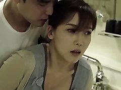 Lee Chae Dam - Mother's Job Romp Scenes (Korean Movie)