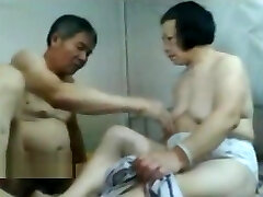 chinese elderly couple sex life