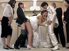 Greatest Man Takes Bride In Japanese Wedding 1