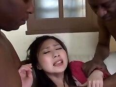 Best Japanese chick Megumi Haruka in Best Big Orbs, Big Dick JAV video