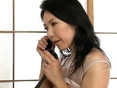 japanese muscle milf bang