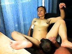 totaler orgasmus geleckt