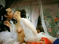 Chinese softcore Love scene - The Golden Lotus