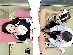 Gynecologist Examination Voyeur Scandal 2