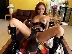 Incredible pornstar Annie Cruz in finest blowjob, anal fucky-fucky clip