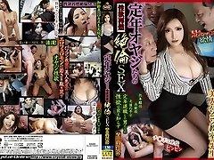 Best Japanese slut Marina Aoyama in Insane cunnilingus, gangbang JAV video