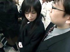 Ιαπωνικά Μαλακία Μετρό 02