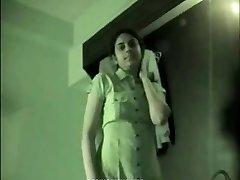 Indian college girl homemade fuckfest tape