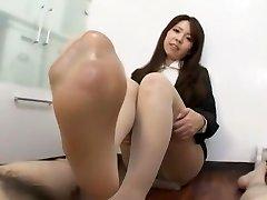 Exotic Japanese slut Reiko Higuchi in Best JAV pinch