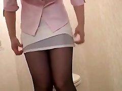 Chinese - pantyhose